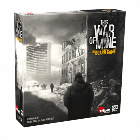 This War of Mine The Board Game -  Galakta