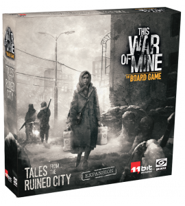 Wartime Diaries: Tales from a Ruined City. This War of Mine -  Galakta
